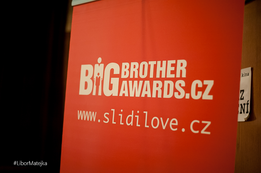 Big Brother Awards 2013